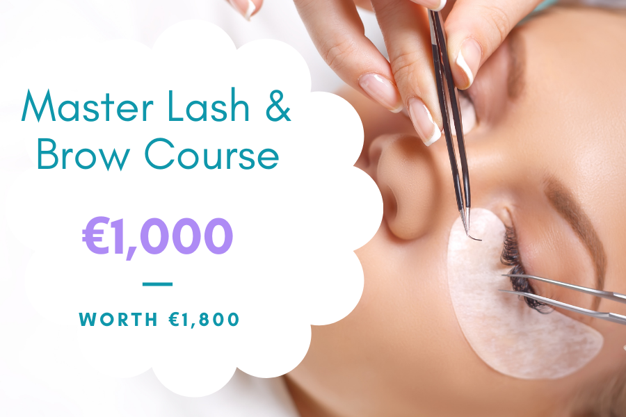 Master Lash and Brow Course Bronwyn Conroy